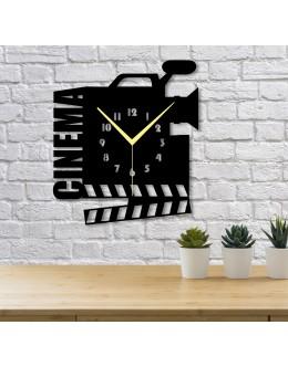 Cinema Kamerası Duvar Saati