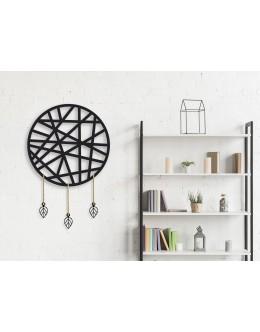 Mandala Design Geometrik Duvar Panosu