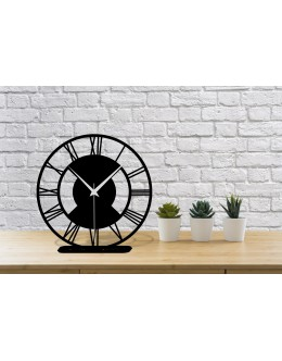Basic's Roma Rakamlı Modern Masa Saati