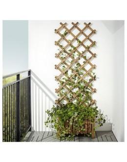 Askholmen Çiçeklikli Bahçe Çiti